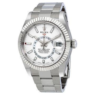 Rolex Sky-Dweller Automatic Chronometer Annual Calendar
