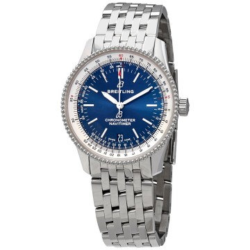 Breitling Navitimer 1 Automatic Chronometer Blue Dial