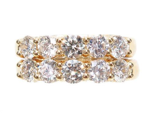 Prong Diamond Set
