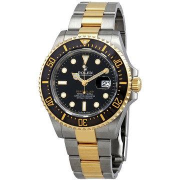 Rolex Sea-Dweller Automatic Chronometer Oystersteel
