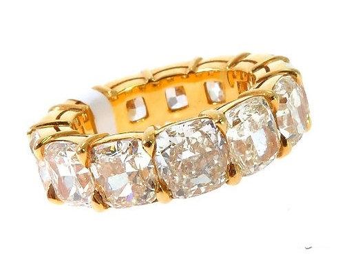 Eternity Sunshine Ring