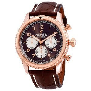 Breitling Navitimer 8 Chronograph Automatic Chronometer 18kt Rose Gold