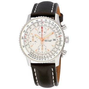 Breitling Navitimer 1 Chronograph Automatic Silver Dial
