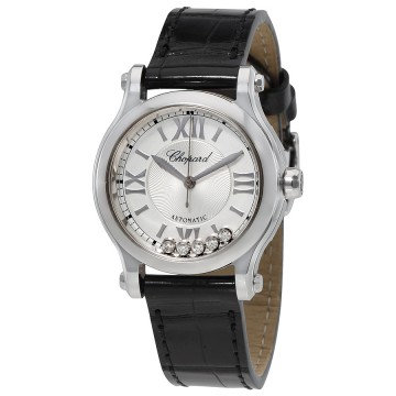 CHOPARD Happy Sport Automatic Silver Dial Ladies