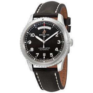 Breitling Navitimer 8 Automatic Chronometer Black Dial