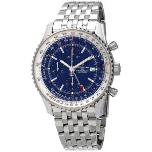 Breitling Navitimer 1 Chronograph Automatic Blue Dial