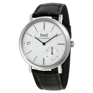 Piaget Altiplano Automatic Silver Dial Men