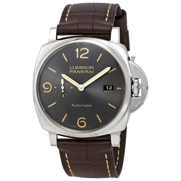 Panerai Luminor Automatic Grey Dial Men