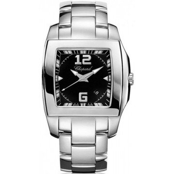 CHOPARD Two O Ten Black Dial Stainless Steel Ladies