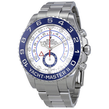 Rolex Yacht-Master II White Dial Automatic