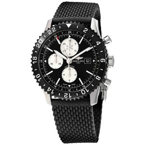 Breitling Chronoliner Automatic Black Dial
