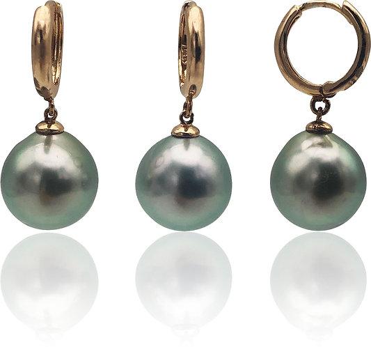 14K  Baroque Tahitian Pearl