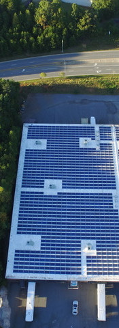 United Sewing - Hickory, NC (300kW)
