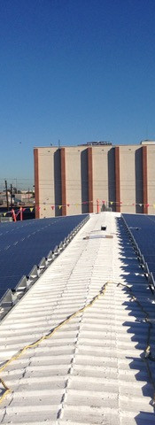 Diversified Roofing - Phoenix, AZ (96kW)