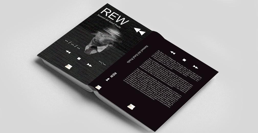 """Novela """"REW"""", 2021"""