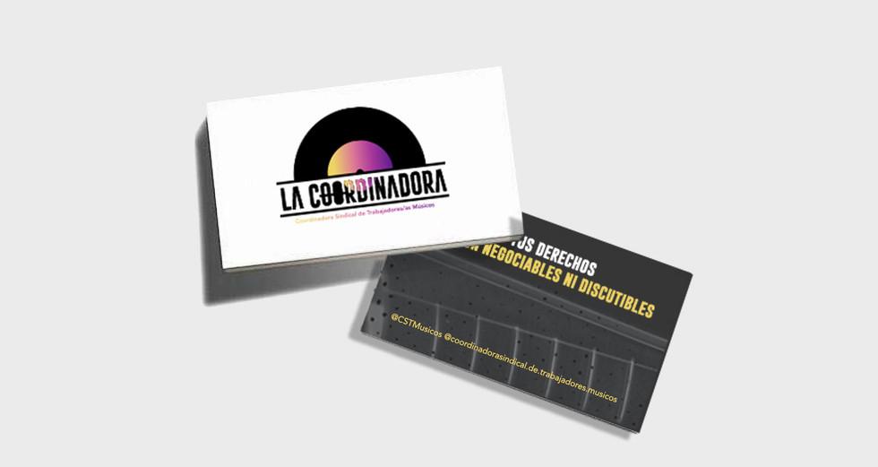 Branding La Coordinadora, 2020