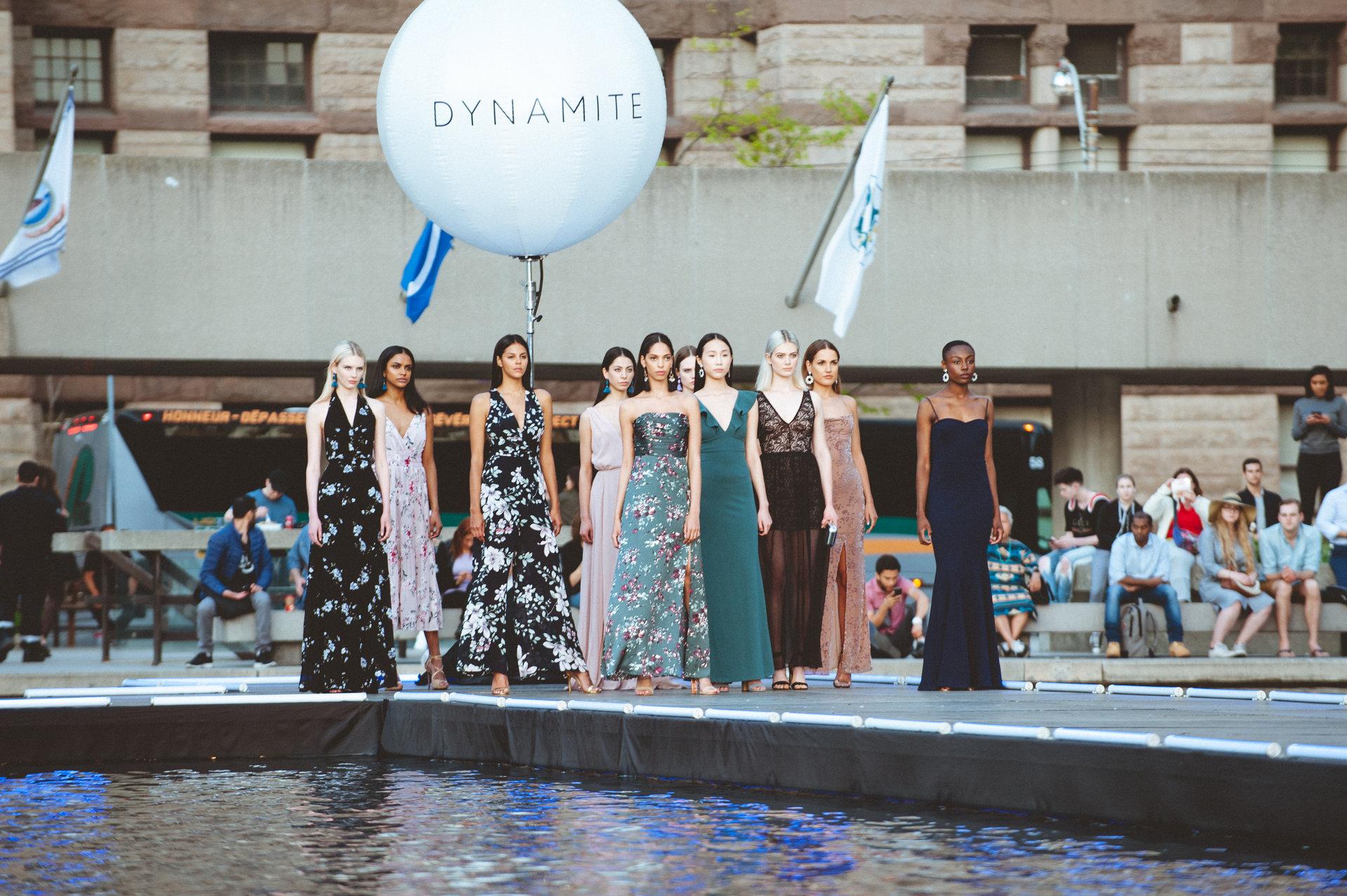 Dynamite & Simons Fashion Show