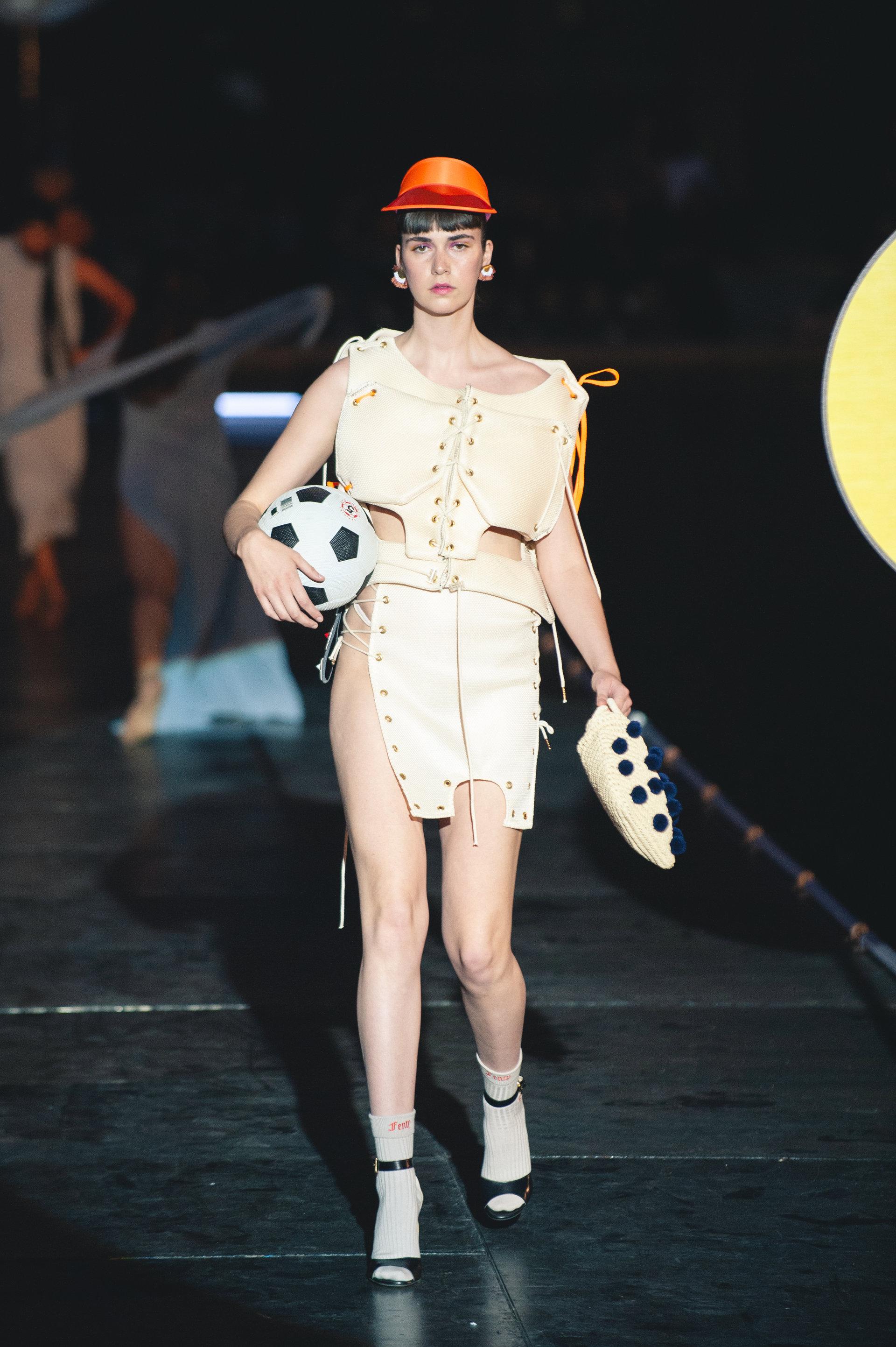 Playground Fashion Show