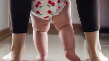 Pourquoi laisser vos enfants marcher pieds nus ?
