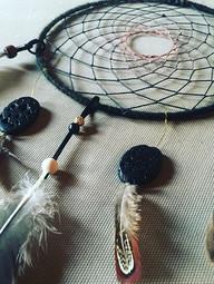 #dreamcatcher #shaman #nature #handcraft