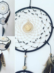 #dreamcatcher #shaman #homemade #nature