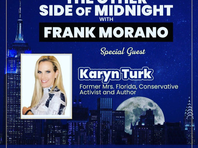Karyn Turk Talks About Her New Book