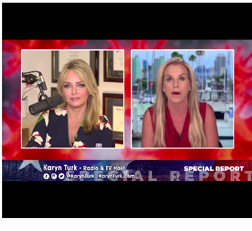 America's Voice with Dr. Gina Loudon BIDEN