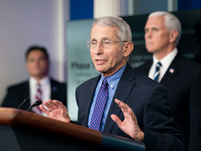 Fauci Emails Open Treasure-Trove of Facts About COVID-19