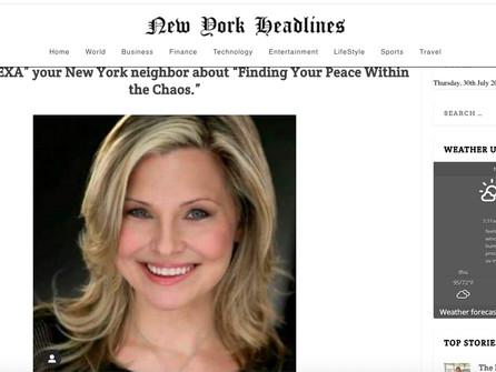 Alexa Making Headlines - NY HEADLINES