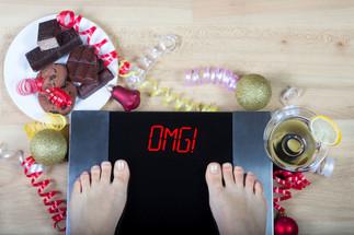 Cuídate del aumento de peso durante esta temporada Navideña
