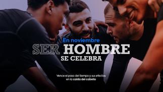 Día Internacional del Hombre - En noviembre, ser hombre se celebra