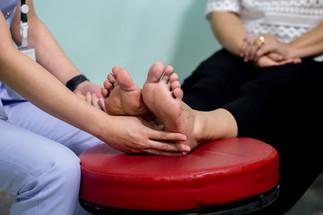 Prevención y cuidados del pie diabético