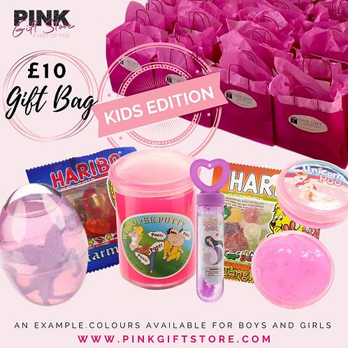 Kids £10 Gift Bag