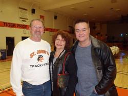 Tim, Karen & Glen - Track Stars