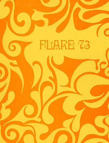 001 STJ JHS, Flare, 1972-1973 page, cove