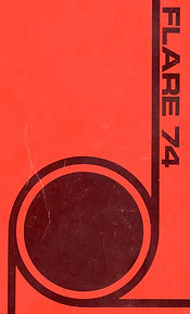 001 STJ JHS, Flare, 1973-1974 page, cove