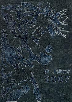 002 STJ HS 2006-2007 page, (original cov