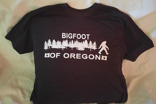 Bigfoot of Oregon Logo Shirt D2