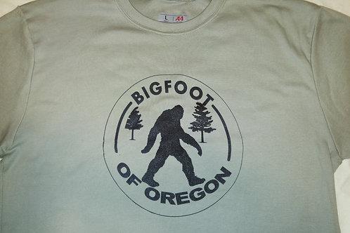 Bigfoot of Oregon Shirt D1