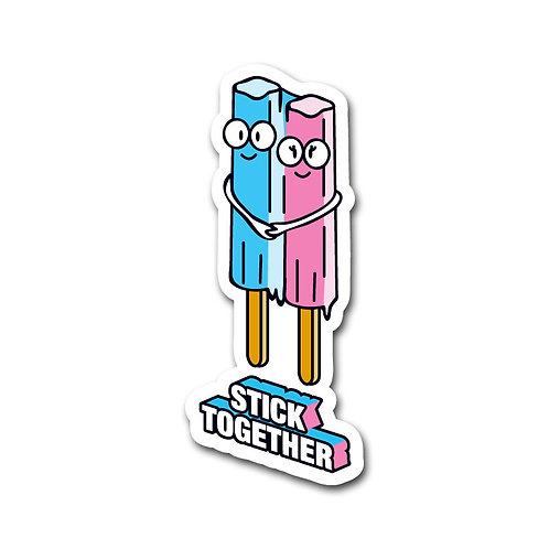 Stick Together Magnet