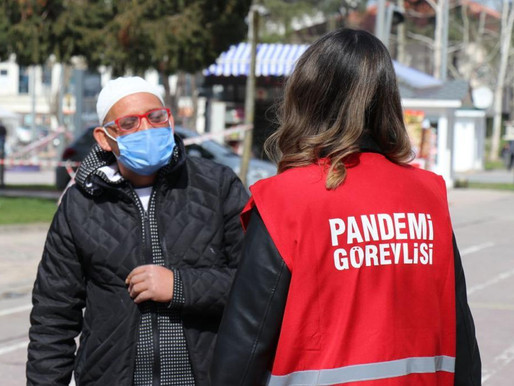 Vali Kaldırım,' Bu uygulama Türkiye de bir ilk '