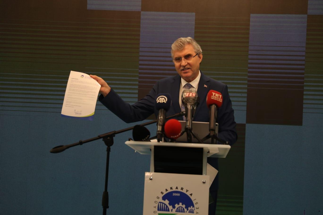 Başkan Yüce açıkladı, ''Esnafa destek paketi