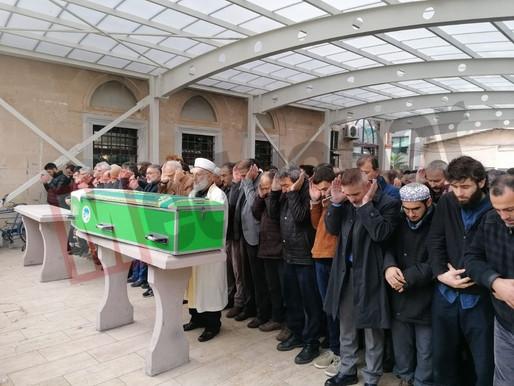 Tuncay Zahid Arslan'ı son yolculuğa sevenleri uğurladı