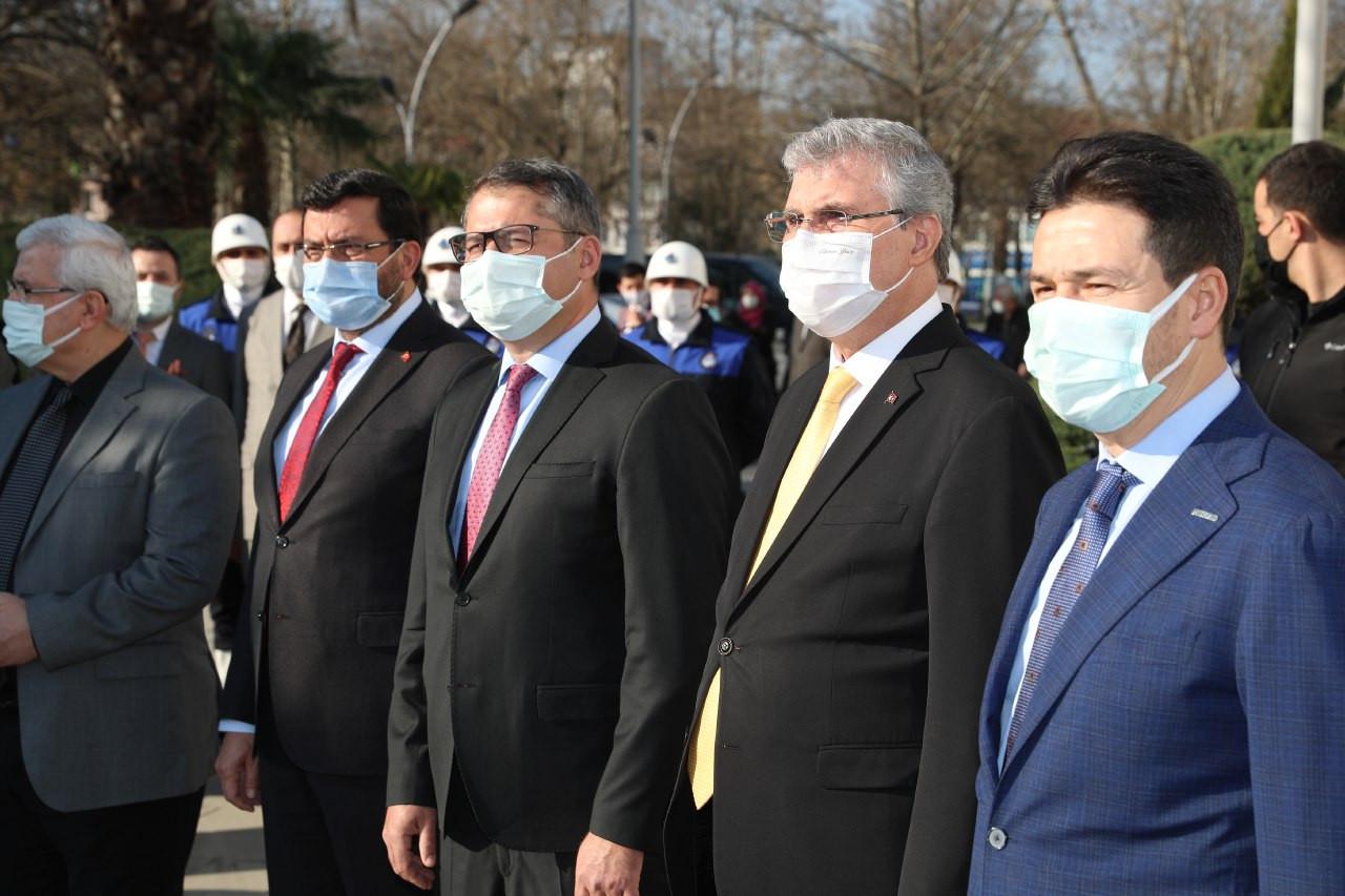 Azerbaycan Büyükelçisi Büyükşehir de