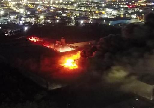 Kayarlar Gruba Ait Maret 'de Yangın 2 Ölü