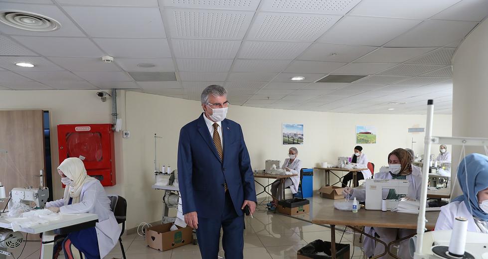 """Sakarya'da maskesiz vatandaş kalmayacak"""