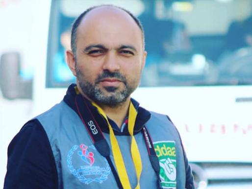 Gazeteci Utku Kaynar'ın Acı Günü