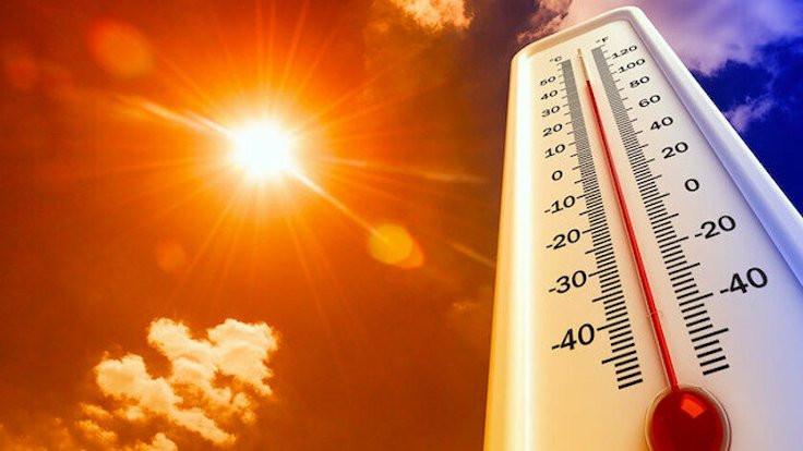 Dikkat Dikkat ''Termometreler Rekor Sıcaklıklara çıkacak ''
