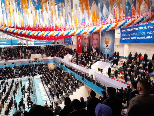 İşte AK Partinin Sakarya İl Yönetimi
