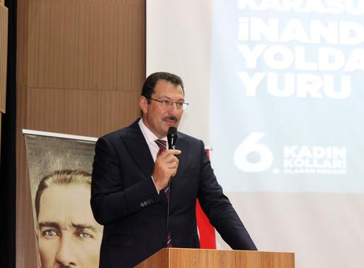 Yavuz , Baro Başkanı Burak'a bu sözlerle cevap verdi